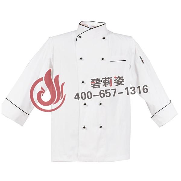 最帅的高档厨师服